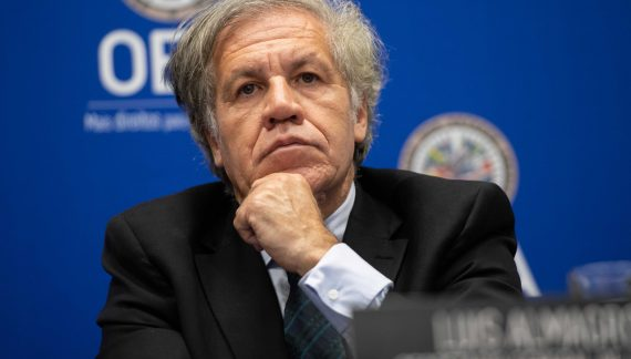 Secretario general de la OEA da positivo a COVID