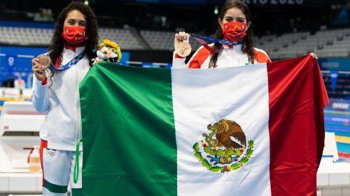 México conquista su segunda medalla en Tokio 2020