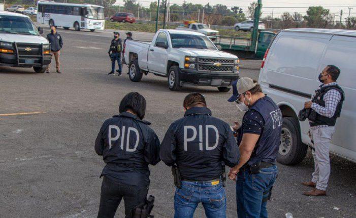 Caen cuatro presuntos secuestradores en San Juan del Río