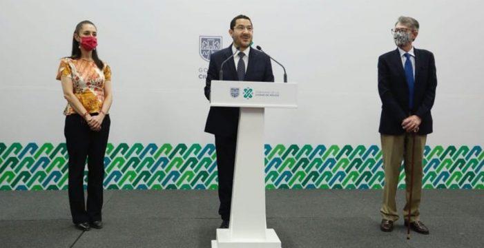 Marti Batres es designado secretario de Gobierno de la CDMX