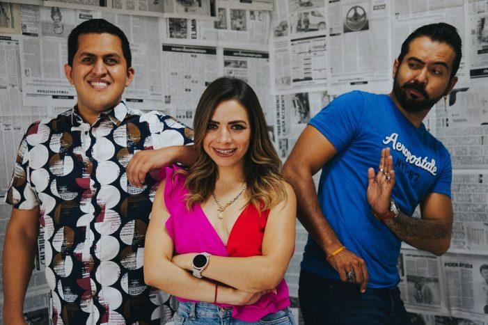 LANZAN PROYECTO 'NO SOY DE AQUÍ'