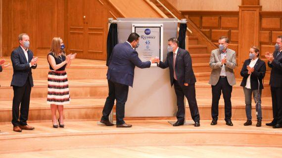 Diego Sinhué encabeza aniversario del CIATEC