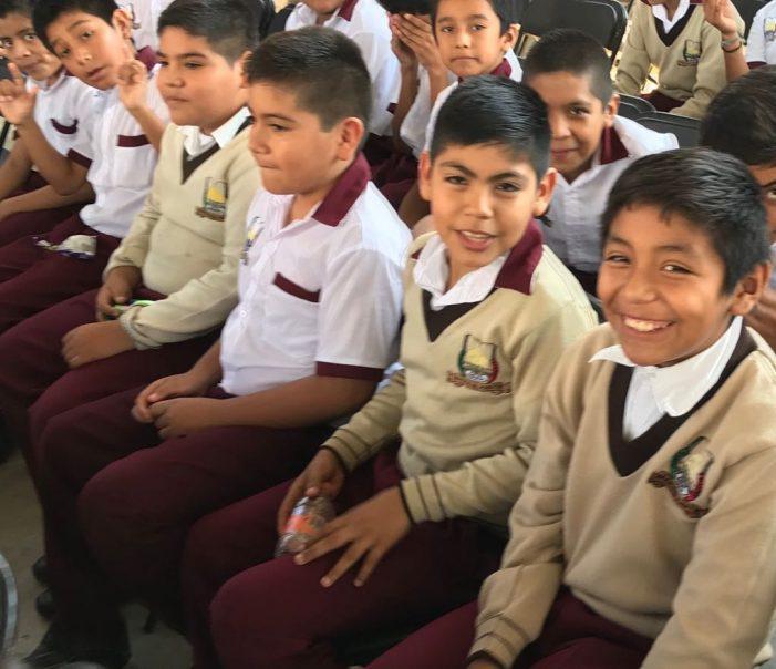Regreso a la aulas solo en escuelas de educación básica de la Sierra Gorda