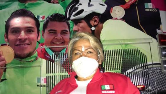 Queretana viaja rumbo a Juegos Paralímpicos Tokio 2020
