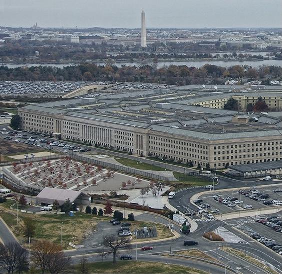 Reportan tiroteo en las inmediaciones del Pentágono