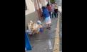 Imperdonable acto contra vendedora ambulante