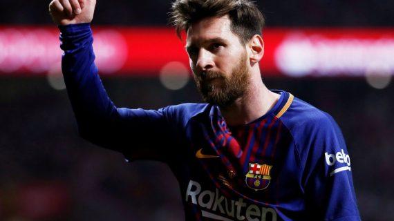 Termina la era Messi en el club Barcelona