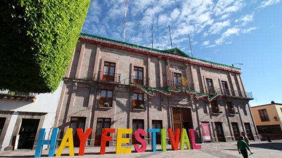 Inicia el Hay Festival Querétaro 2021