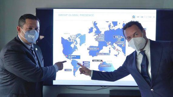 Empresa italiana del ramo automotriz llegará a San Miguel de Allende: Diego Sinhué