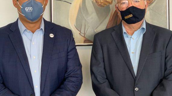 Guanajuato se posiciona en el Índice de Desempeño de Gasto Federalizado