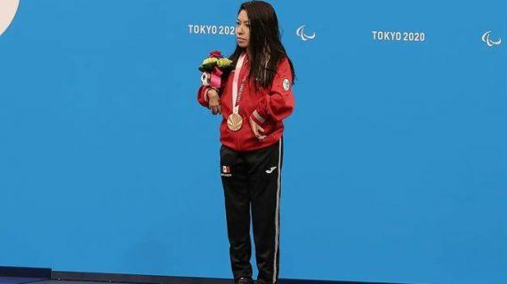 Fabiola Ramírez da primera medalla a México en Juegos Paralímpicos Tokio 2020