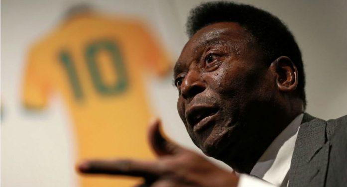 Extirpan tumor a Pelé; se recupera satisfactoriamente